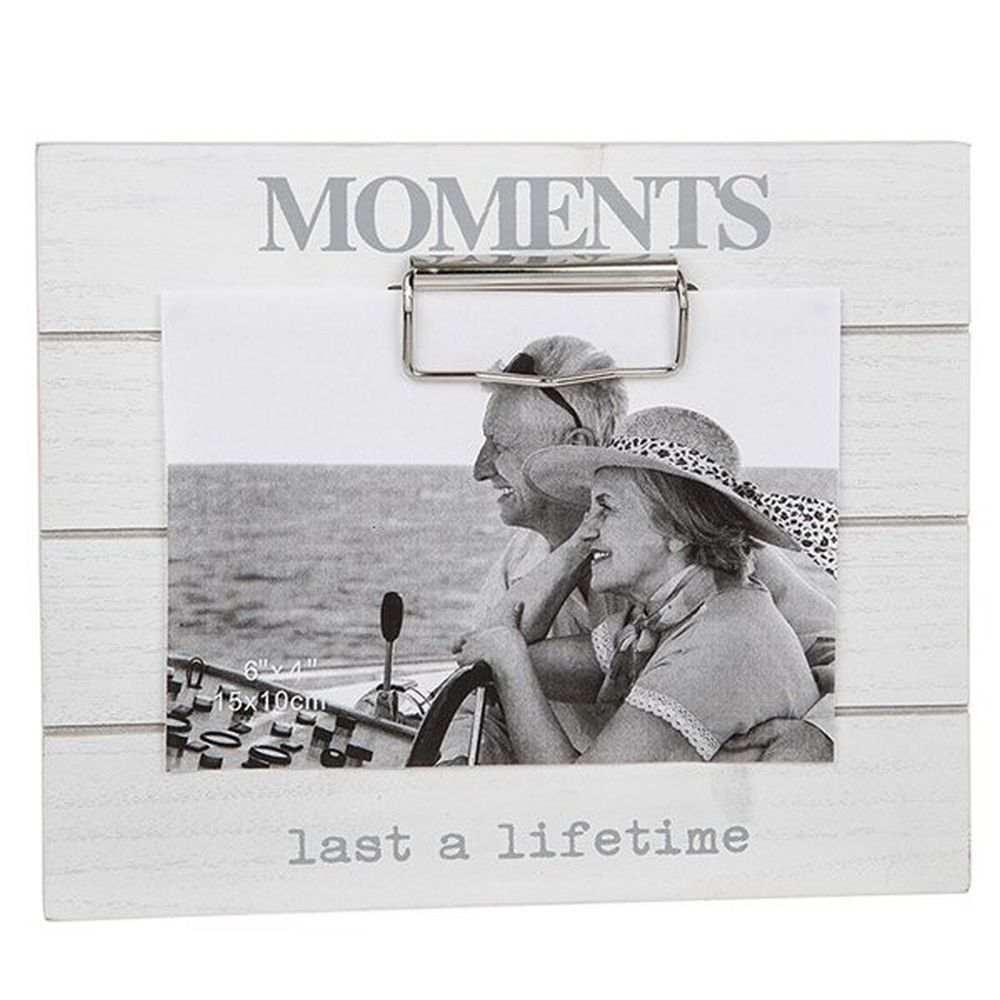 Clipboard Photo Moments Frame