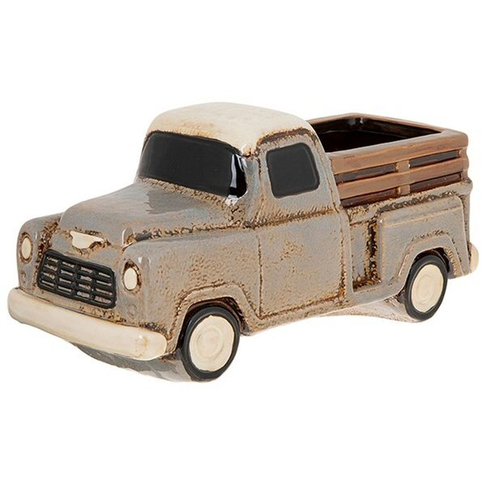 Village Pottery Truck Planter