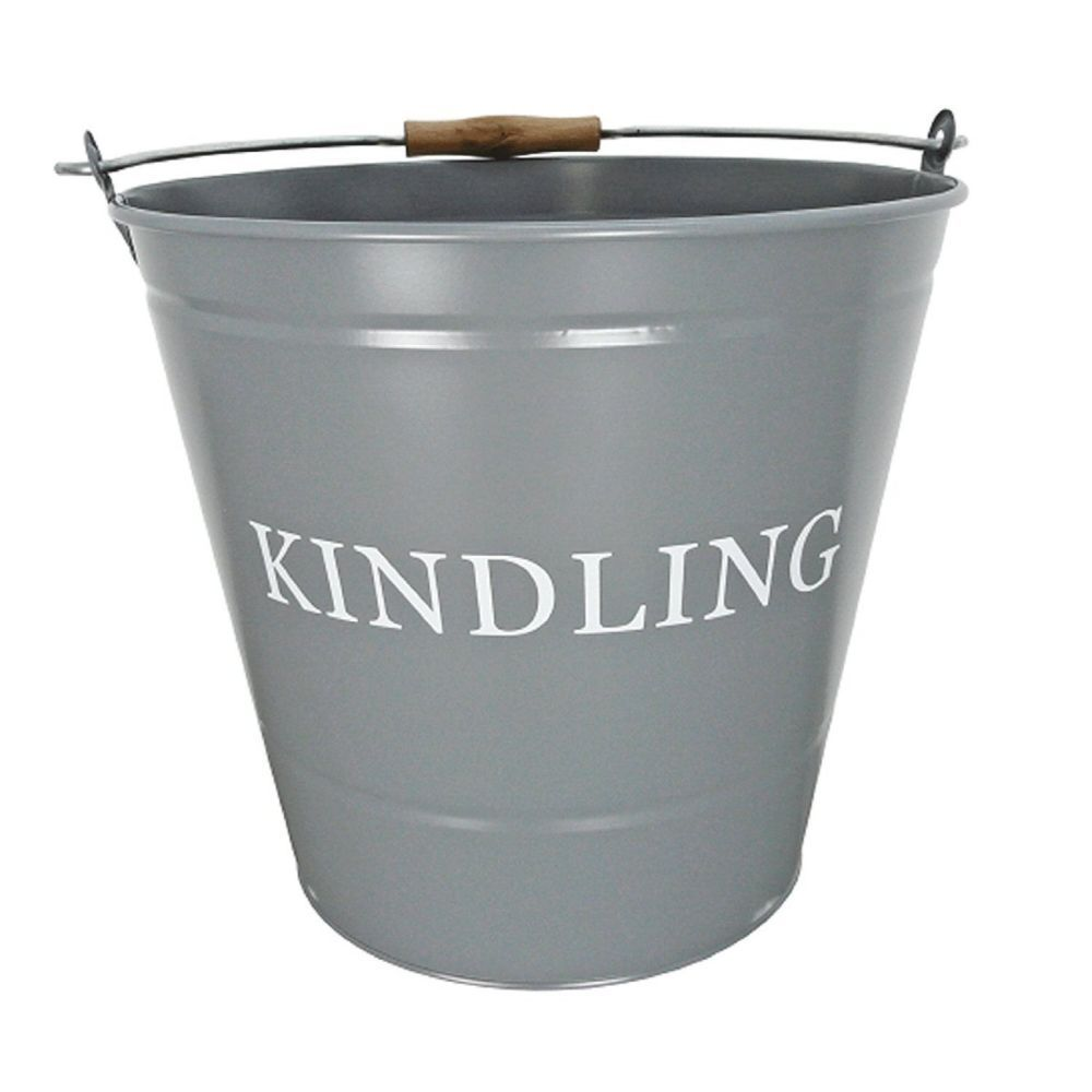 Manor 32cm Fireside Charcoal Kindling Bucket
