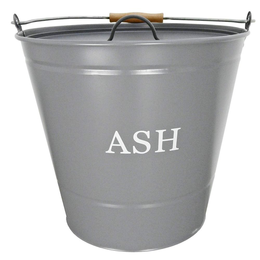 Manor 32cm Grey Ash Bucket