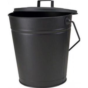 Highlander Dudley Coal Bucket With Lid