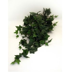 80cm Green Medium Leaf Trailing Ivy Garland