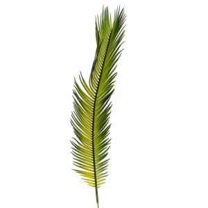 57cm Artificial Green Cycas Palm Leaf