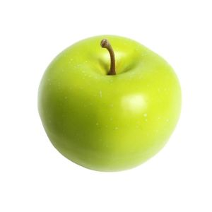 7.5cm Artificial Green Apple