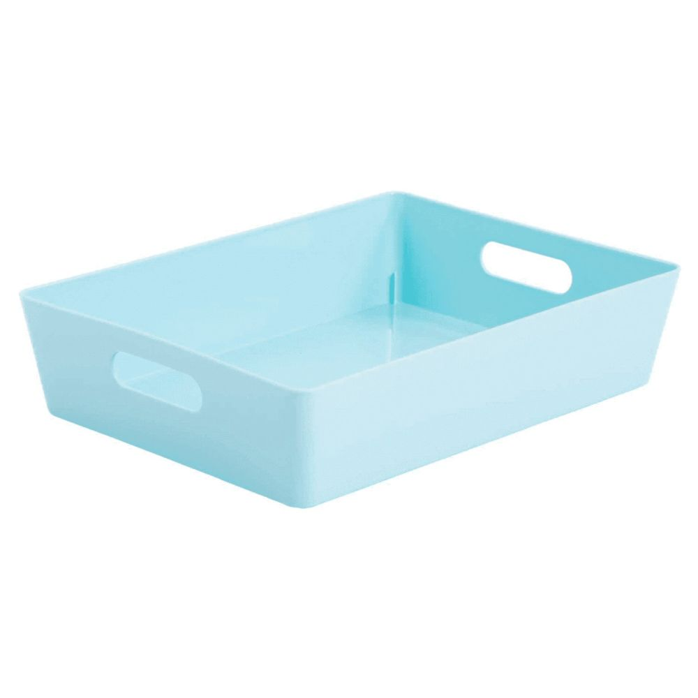 Wham 5.01 Duck Egg Blue Rectangular Studio Basket