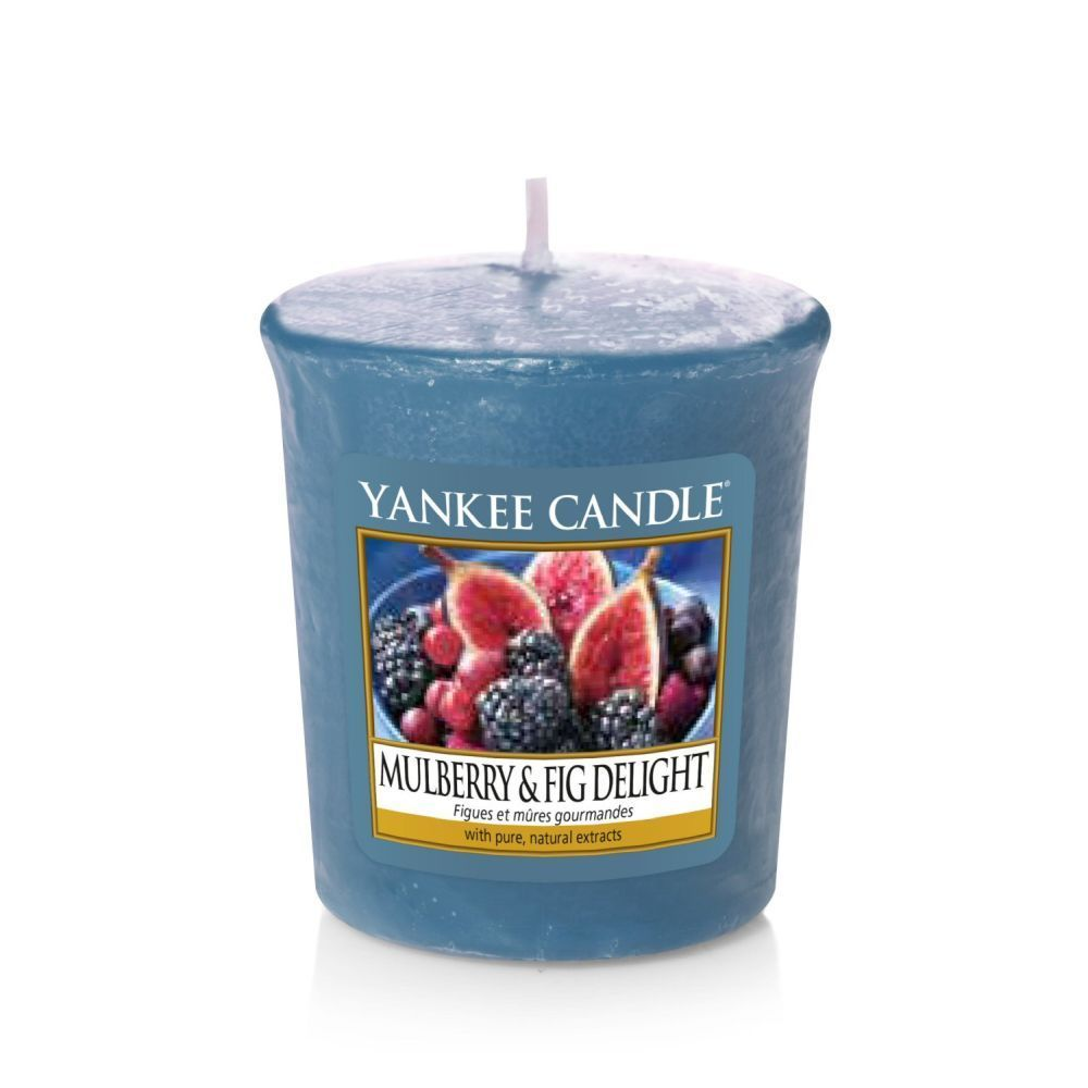 Yankee Candle Mulberry & Fig Delight Votive Candle