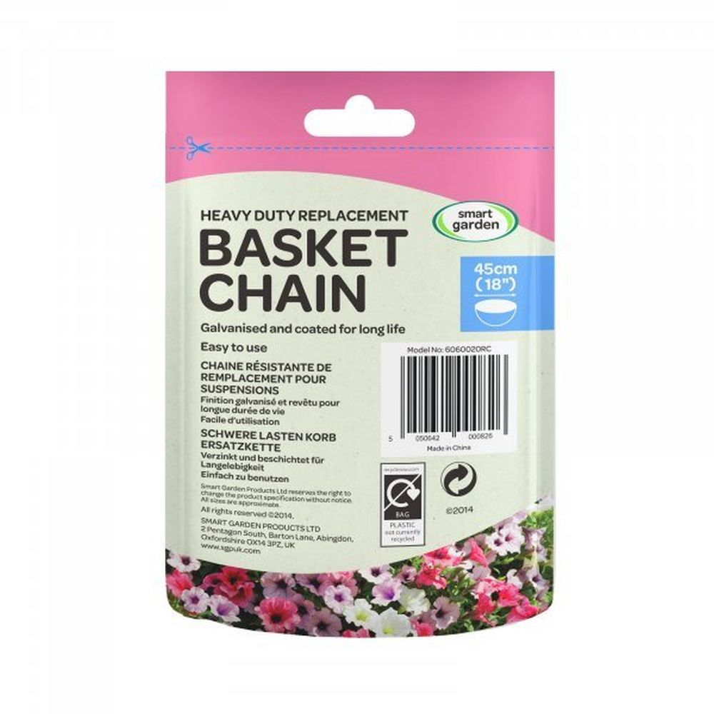 Smart Garden Heavy Duty 4-Way Replacement Chain
