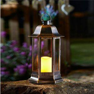 Smart Garden Battery Operated Nordic Lantern