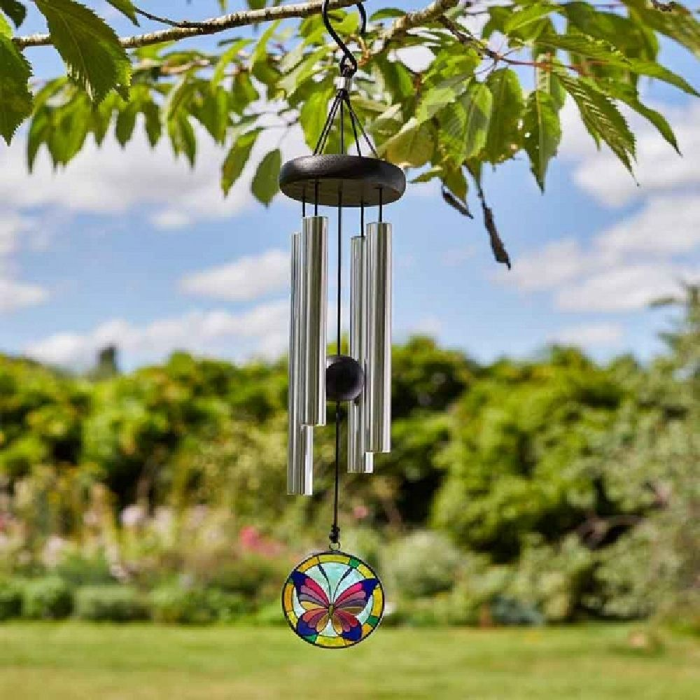 Smart Garden Butterfly Magic Windchime