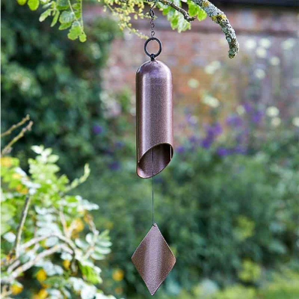 Smart Garden Swiss Cow Bell Windchime