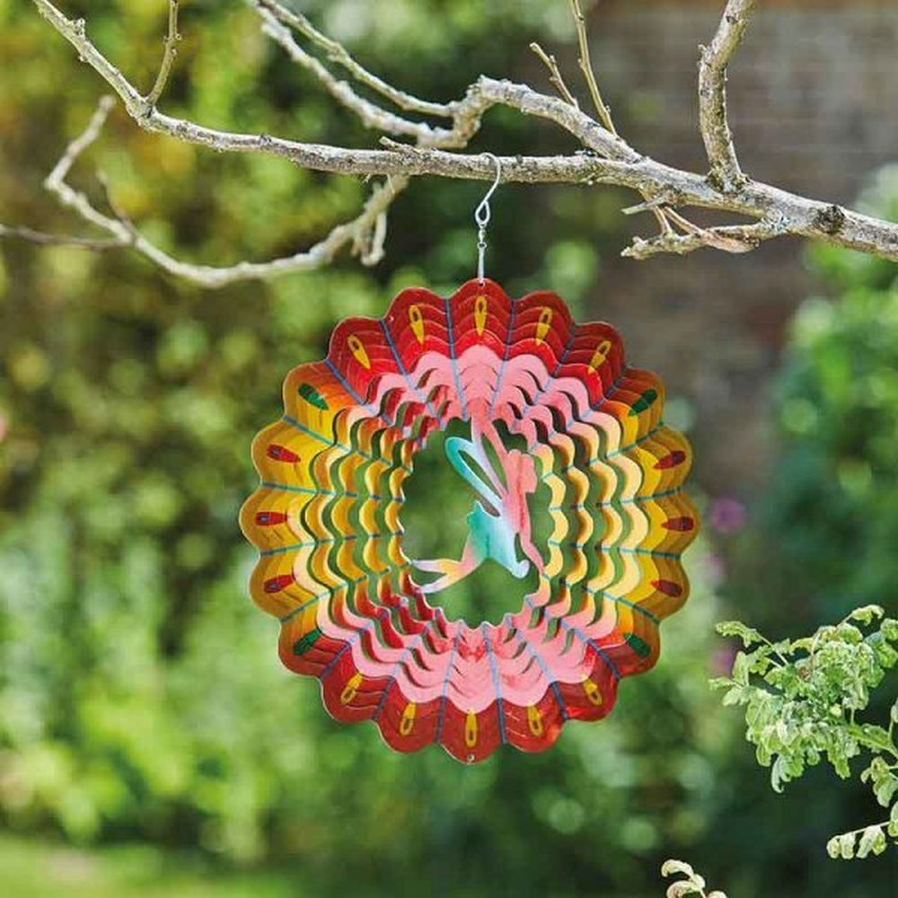Smart Garden Fairy Rainbow Spinner