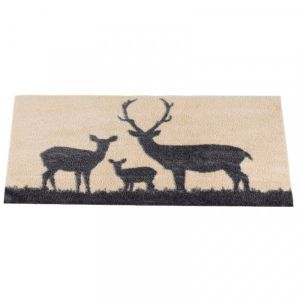 Smart Garden 75cm Deer Family Mat