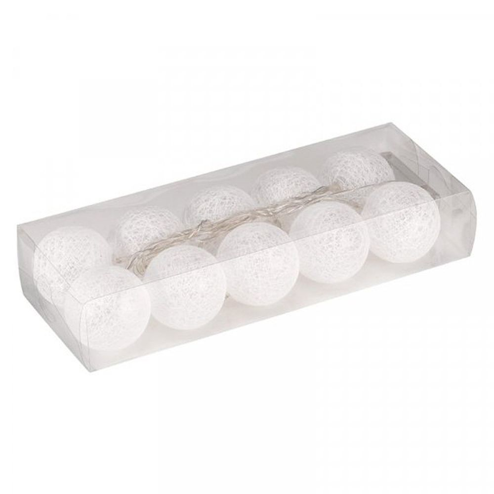 Smart Garden 8cm White Glo-Globes - Set of 10