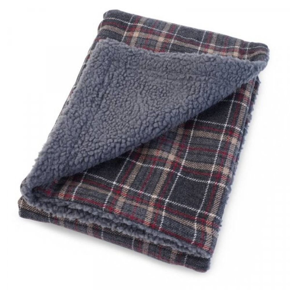 Zoon Plaid Comforter