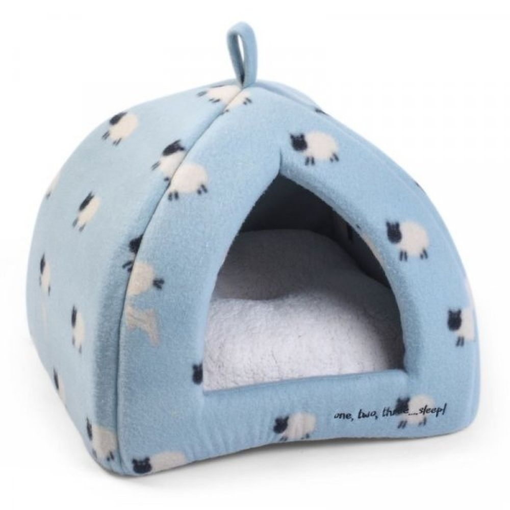 Zoon Counting Sheep Cat Igloo