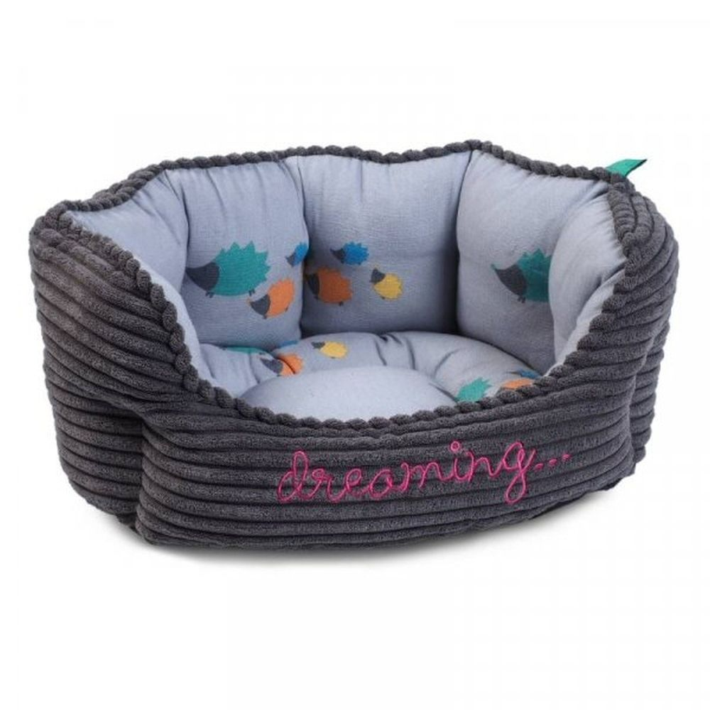 Zoon Hoglets Dreaming Oval Puppy & Kitten Bed