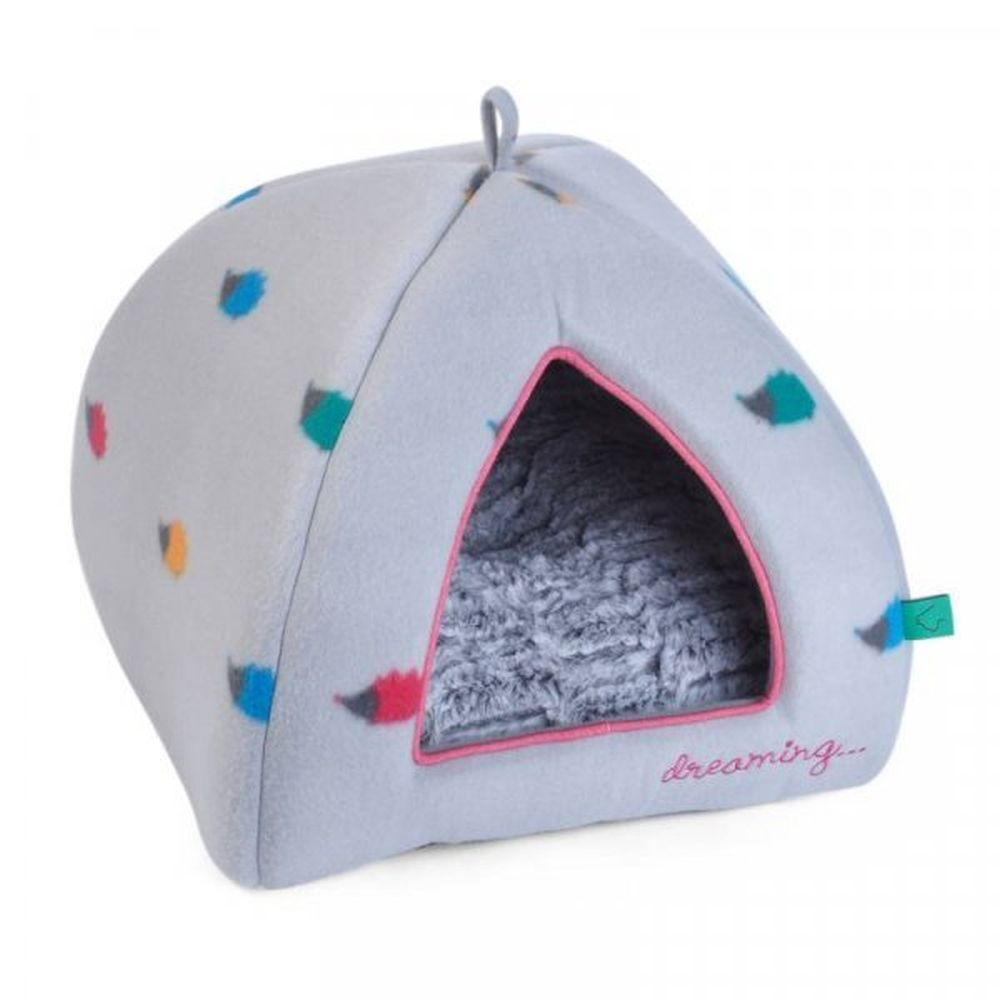 Zoon Hoglets Dreaming Cat Igloo