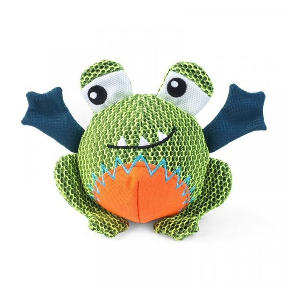Zoon Dura Dog Toy - Frog