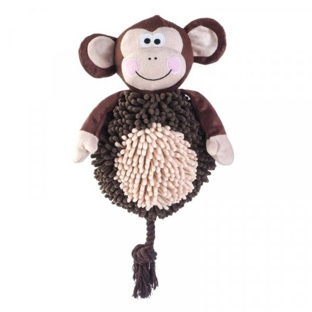 Zoon Fetch-A-Chimp Dog Toy