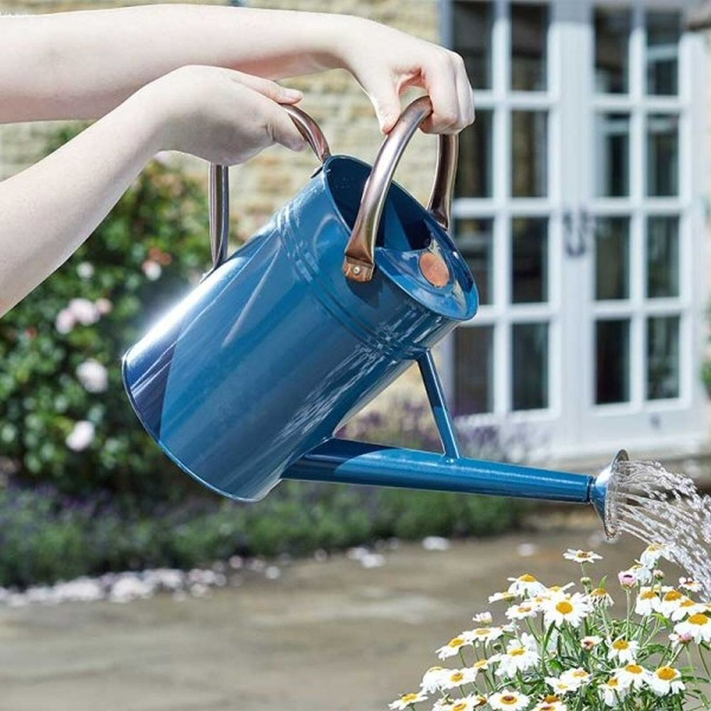 Smart Garden 4.5L Blue Watering Can