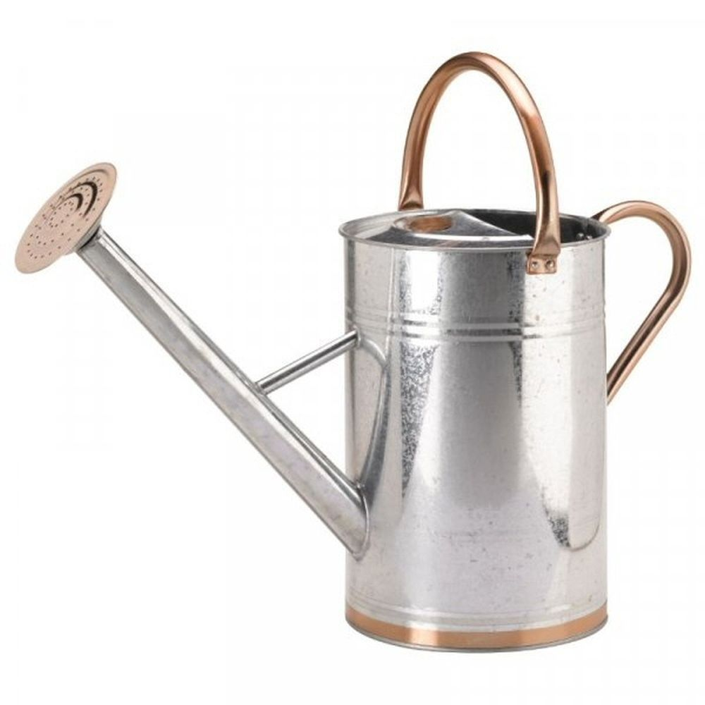 Smart Garden 9L Galvanised Steel Watering Can