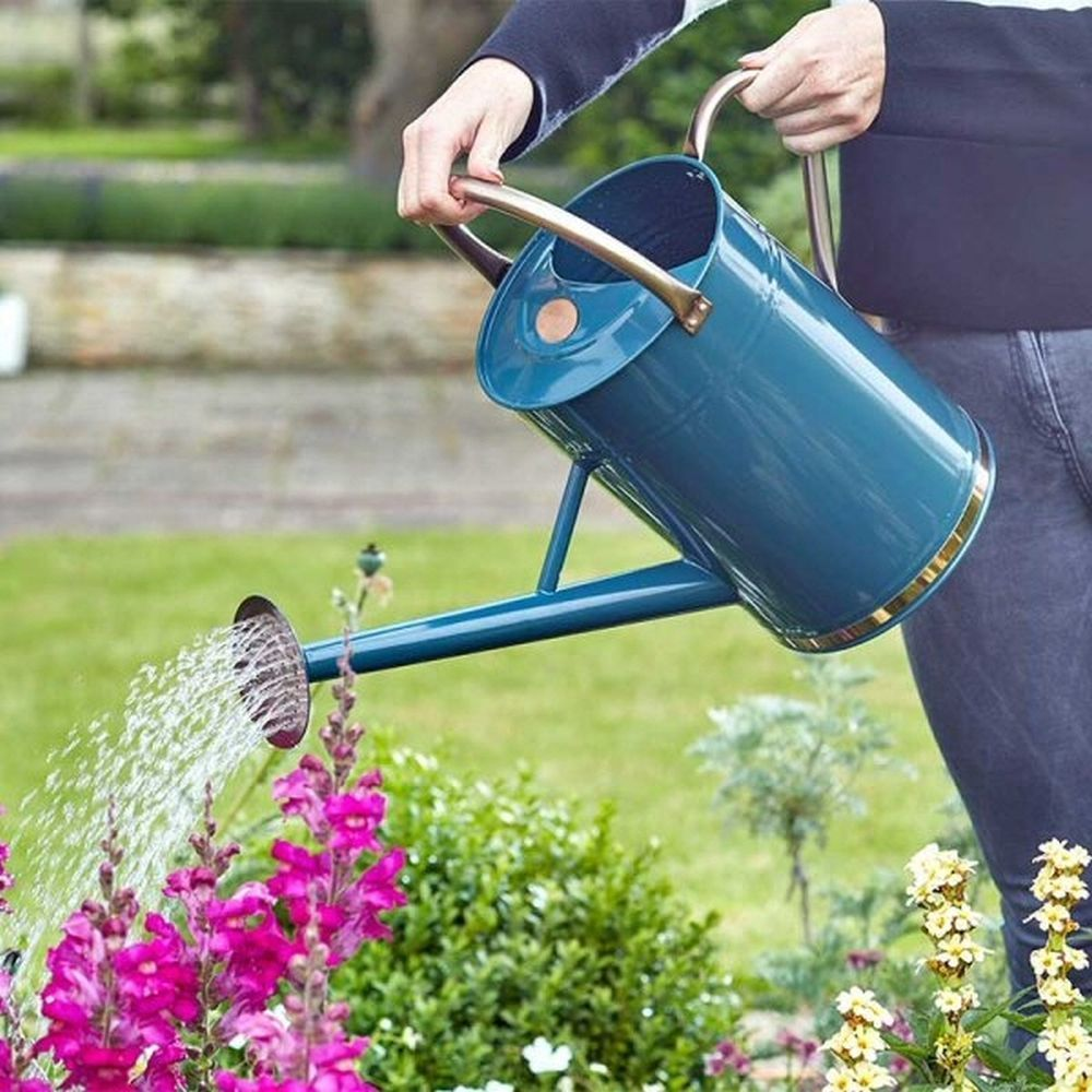 Smart Garden 9L Blue Watering Can