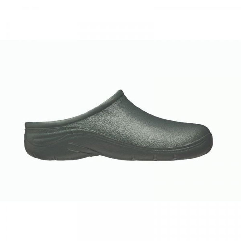 Briers Green Traditional Clogs - Size 9