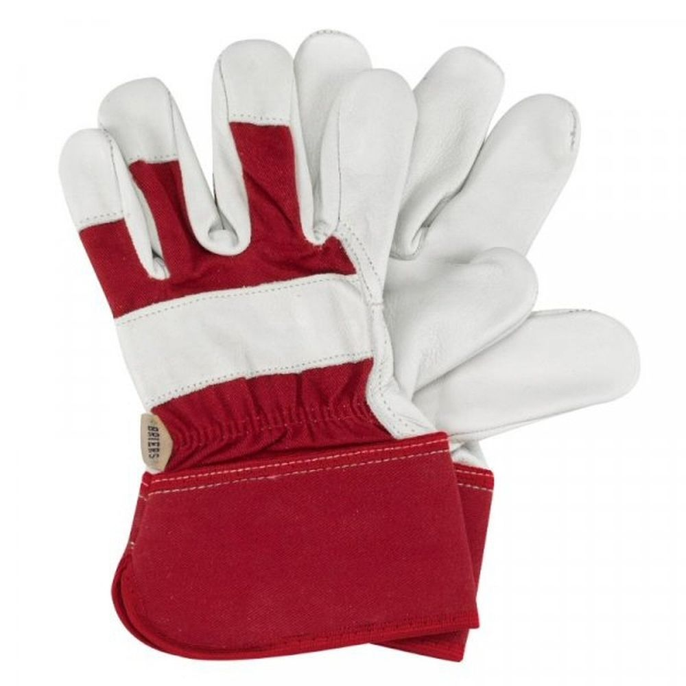 Briers Premium Rigger Gloves Red - Small