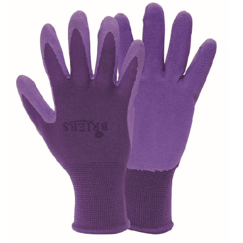 Briers Comfi Gloves Purple - Medium