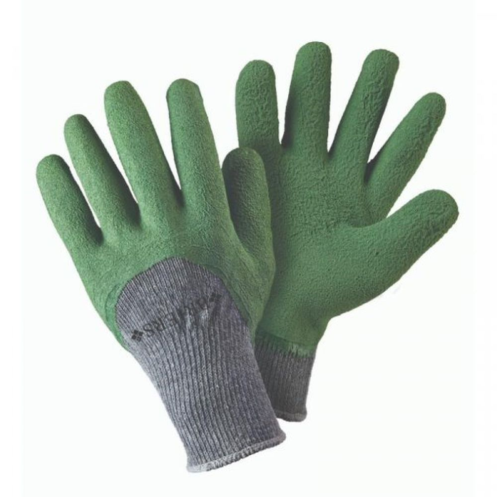 Briers Cosy Gardener Gloves Fresh Green - Medium
