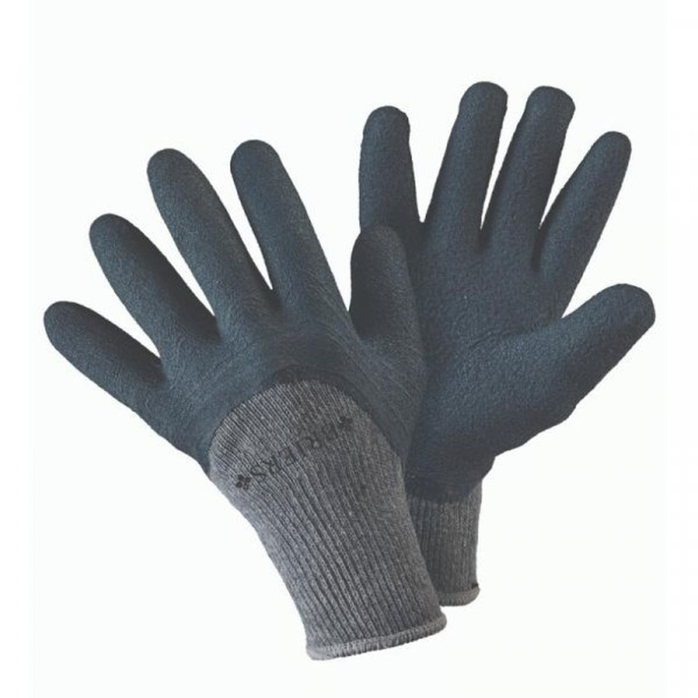 Briers Cosy Gardener Gloves Blue - Large