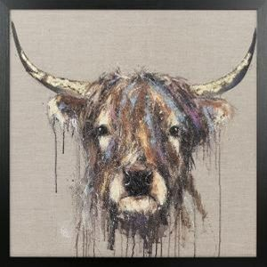 Artko 74.5cm 'Faithful' Framed {rint by Louise Luton
