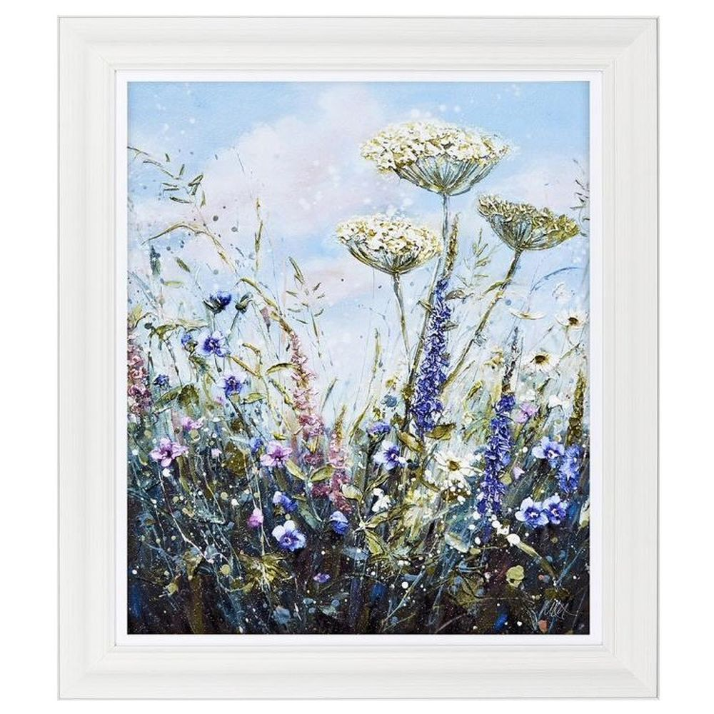 Artko 71cm 'Wild and Free' Framed Print by Marie Mills
