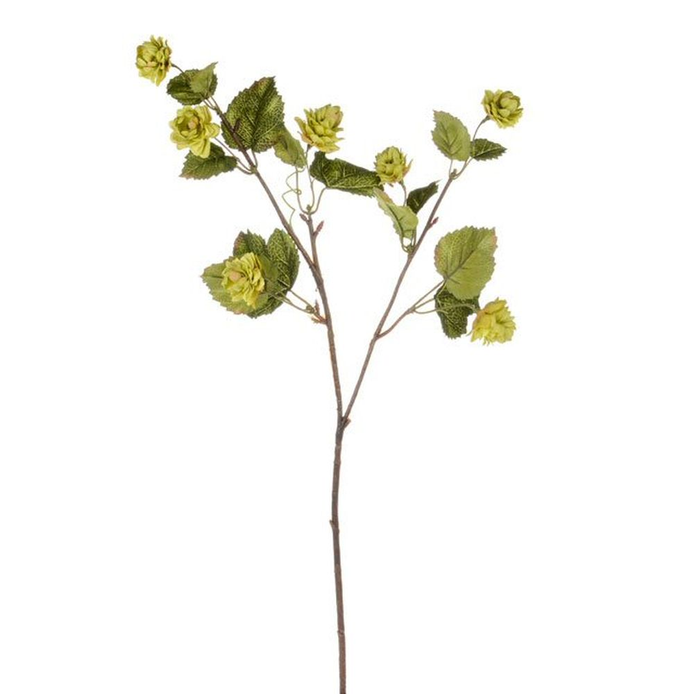 63cm Green Harvest Hop Spray