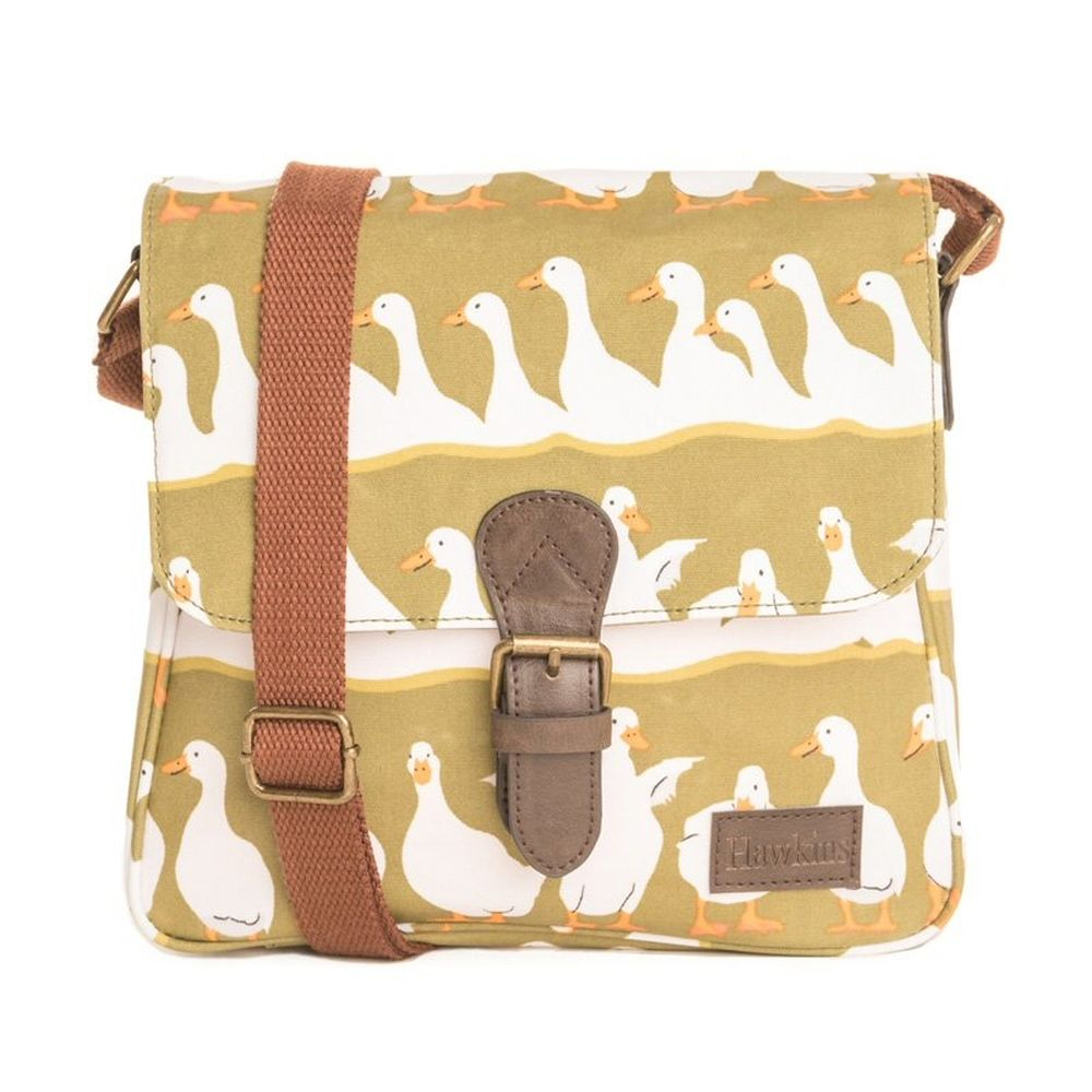 SSP Hats Cross Body Duck Print Bag