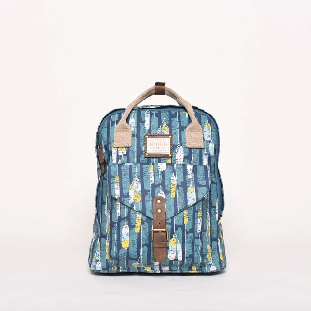 Brakeburn Blue Fender Small Back Pack