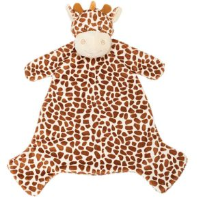Suki Jungle Friends Bing Bing Giraffe Blankie