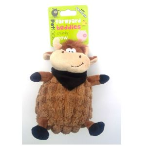 Petface Farmyard Buddies Chunky Cow