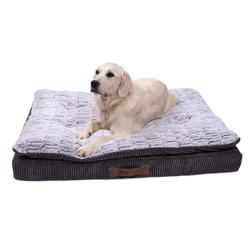 Petface X-Large Ultimate Luxury Memory Foam Bed