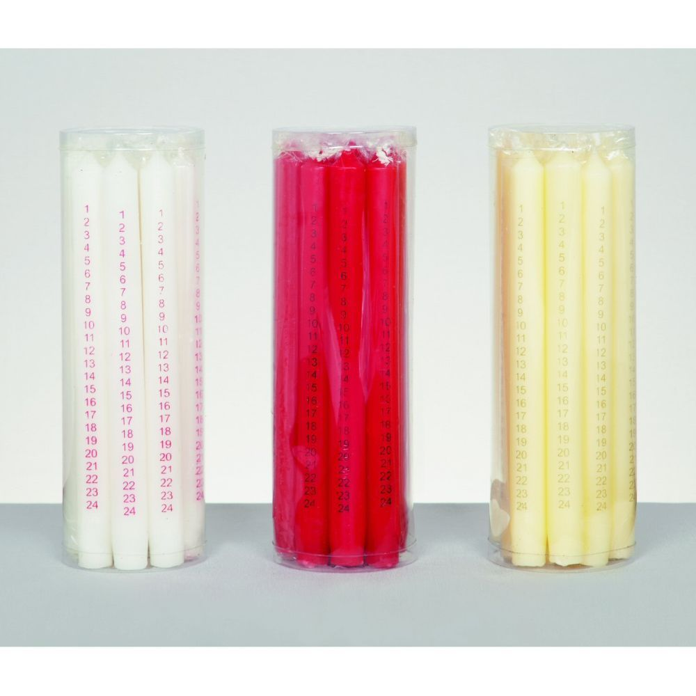 Premier 25cm Advent Candle (Choice of 3)