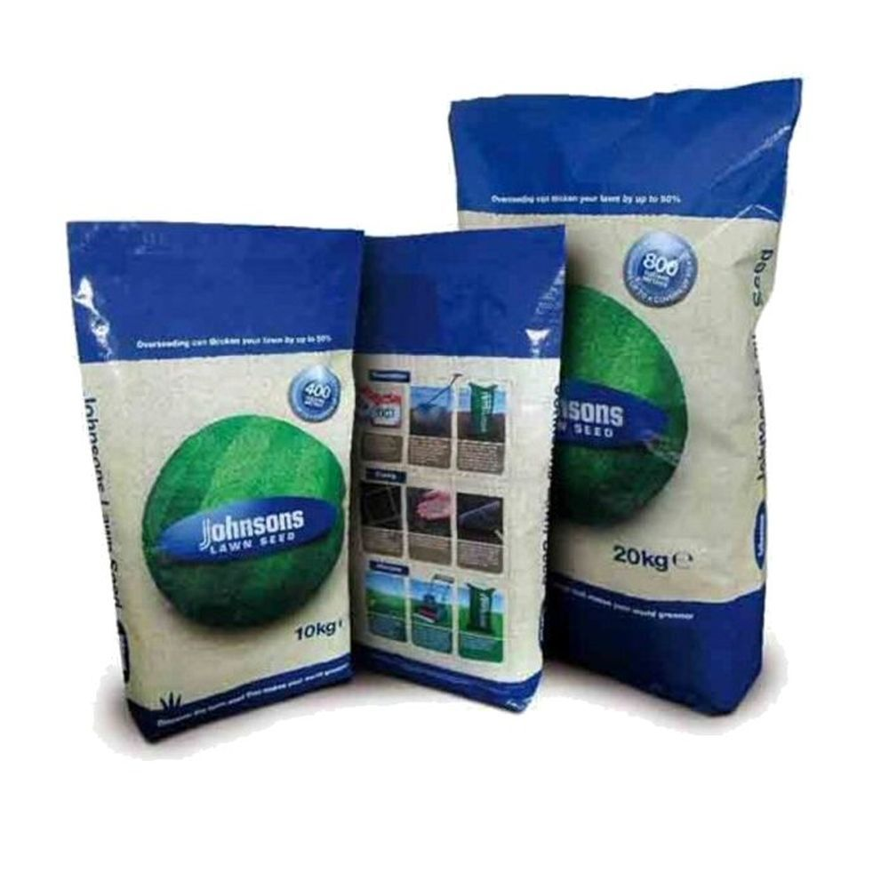 Johnsons 20kg Grass Seed Without Rye