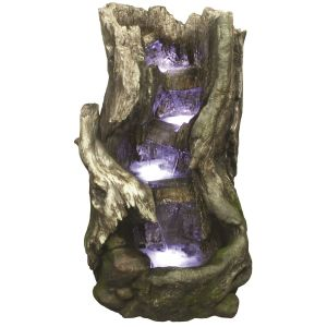 Kelkay Rustic Beech Falls Water Feature