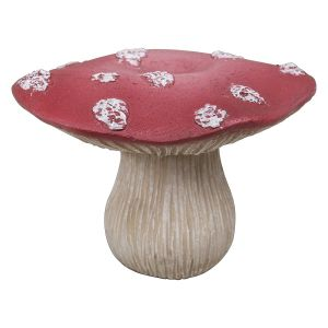 Vivid Arts Miniature World 3cm Red Toadstool Table Ornament