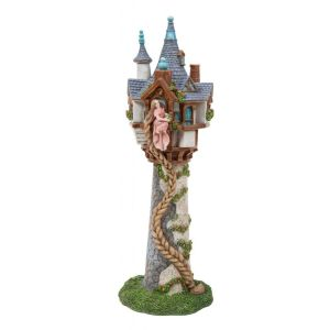 Vivid Arts Miniature World 30cm Princess Tower Ornament
