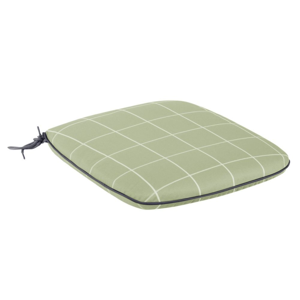Kettler Caredo Checkered Seat Pad - Sage