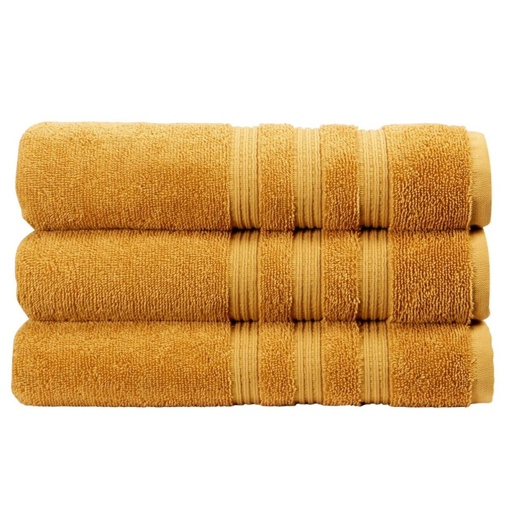 Christy Sloane 675 GSM Ochre Bath Sheet