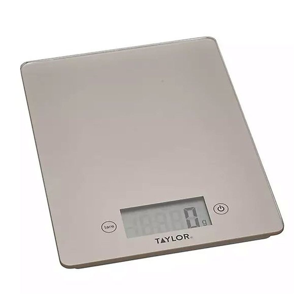 Kitchen Craft Taylor Pro Glass 5KG Digital Scale -Copper