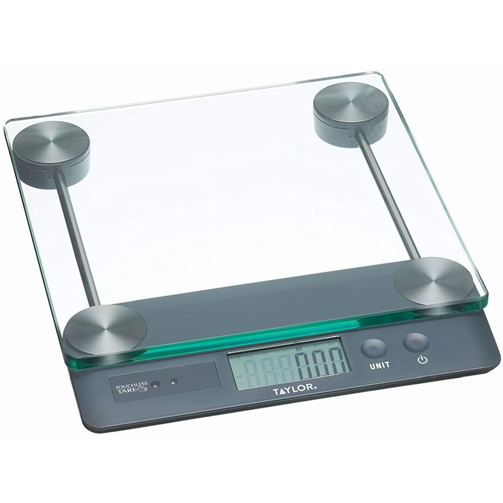 Kitchen Craft Taylor Pro 14.4KG Touchless Digital Kitchen Scale