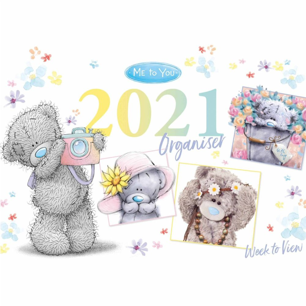 2021 A4 Me To You Family Planner