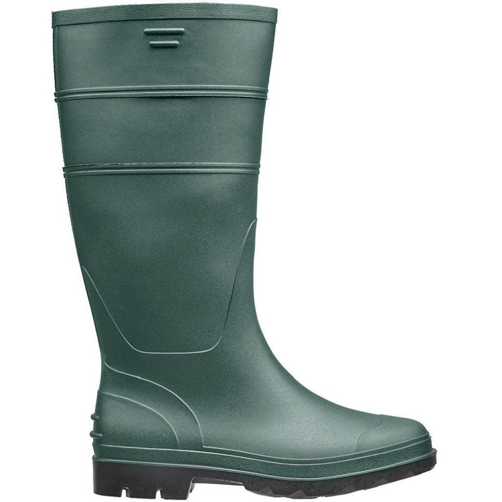 Briers Green Traditional Full Size Wellington Boots - Size 8